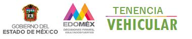 Logo tenencia estado de mexico